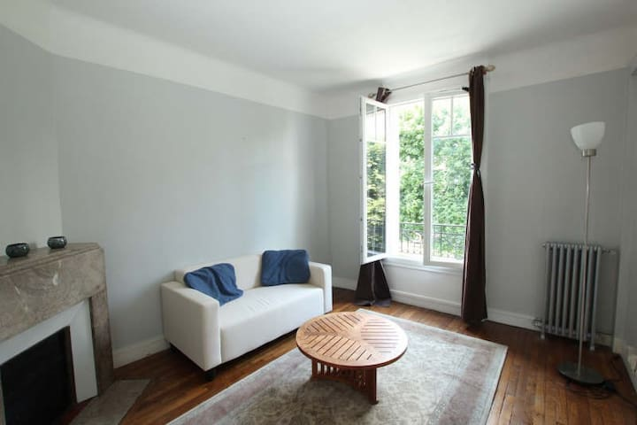 Very nice French appartment in a quiet suburb - Meudon