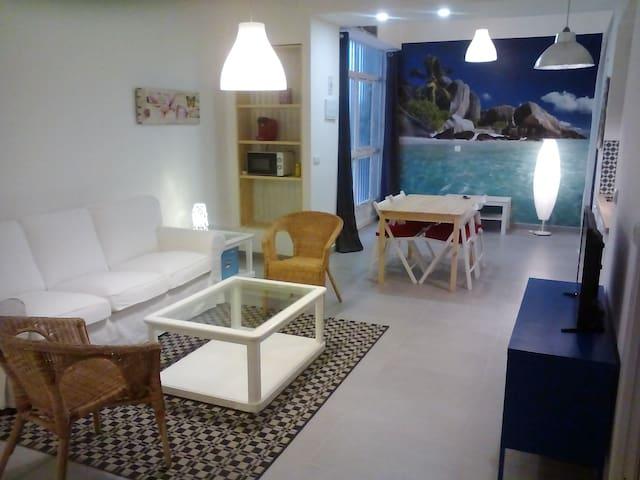 LOFT  CENTRICO, CALEFACCION, WIFI y TV movistar +