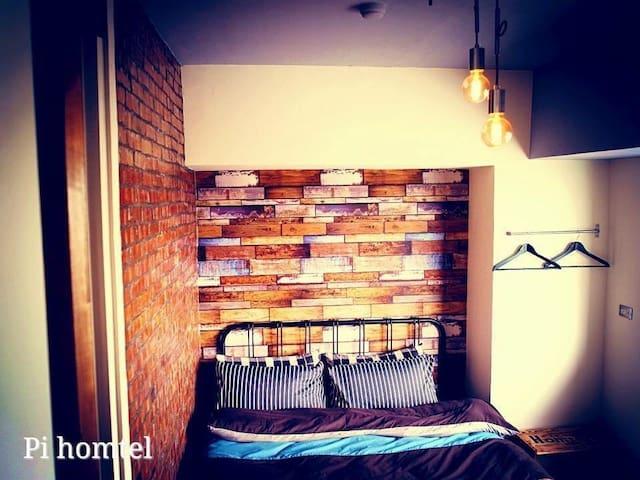 Pi Homtel mountain view (Studio #4) - 屏東縣枋寮鄉 - Apartamento