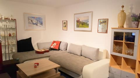 Einraum-Apartment am Unterberg im Kaiserwinkl