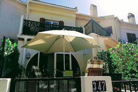 Charming House in Paradise at Rebollo Beach