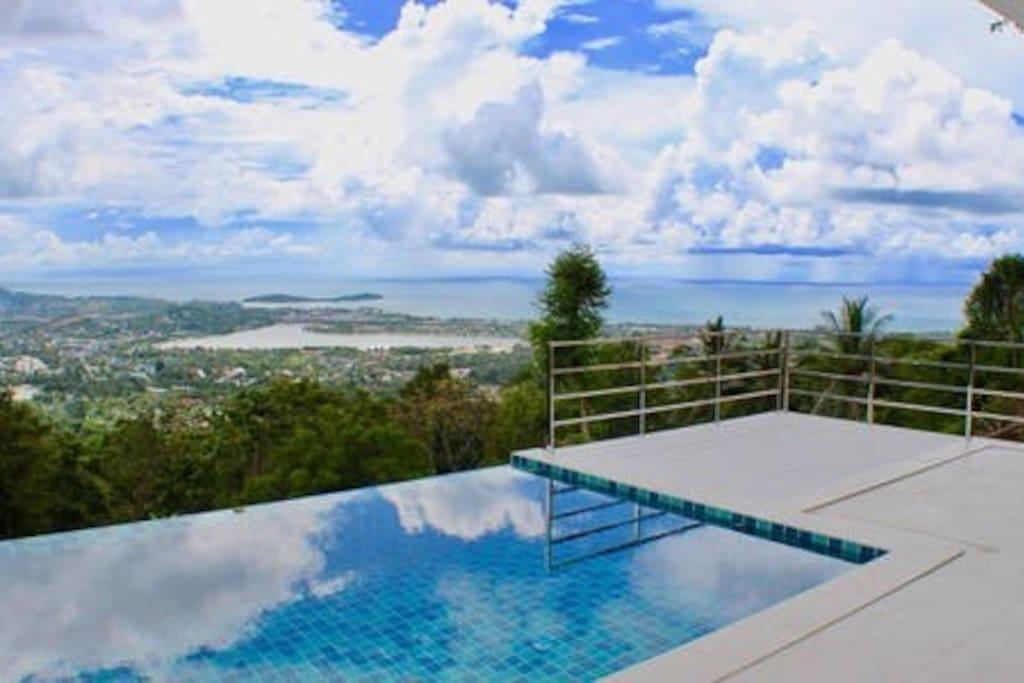 Oceanis villa maisons louer bophut surat thani for Piscine oceanis
