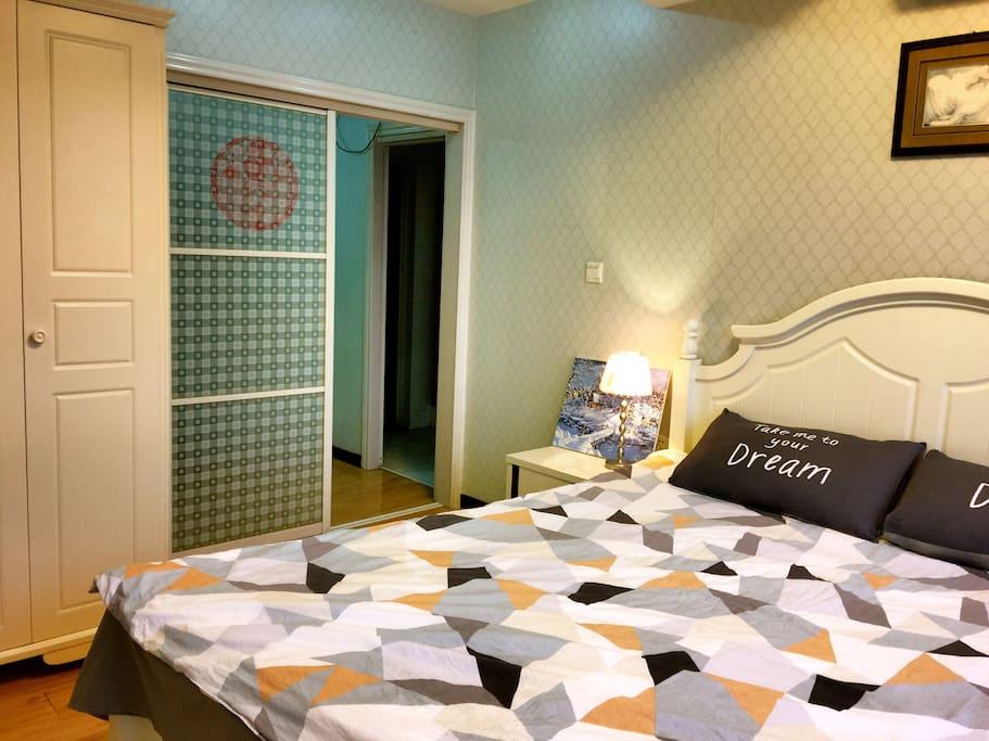 卧室-不同风格