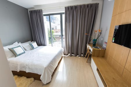 LUXURY SERVICED APARTMENT NEXT TO AIRPORT - Tân Bình