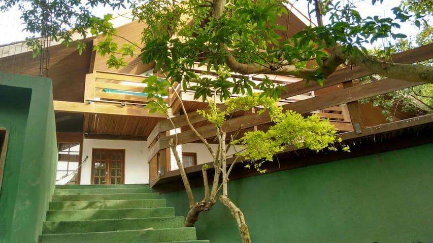 Olhar da Barra Hospedagem  - Casa Verde