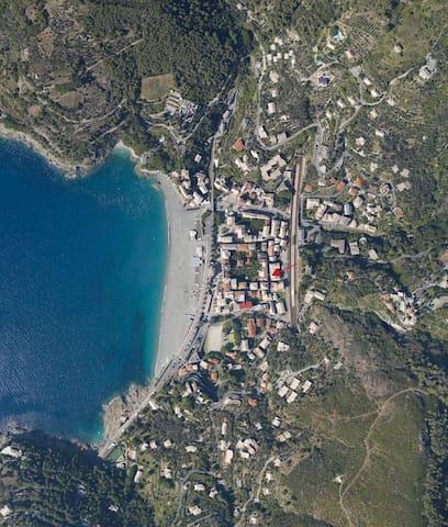 2 camere e cucina a 2 passi dal mar - Bonassola - Apartment