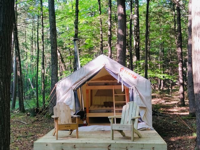 Tentrr - Creekside Thyme Glamping Site