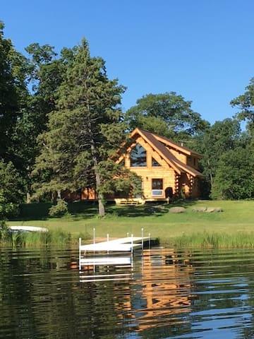 Fallen Oak on Silver Lake near Brainerd!