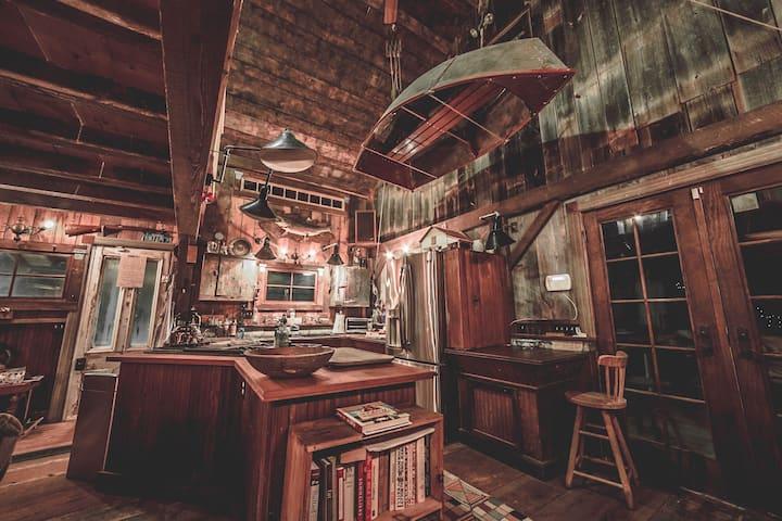 Ben's Stunning-Vintage-Rustic-Barn!!!