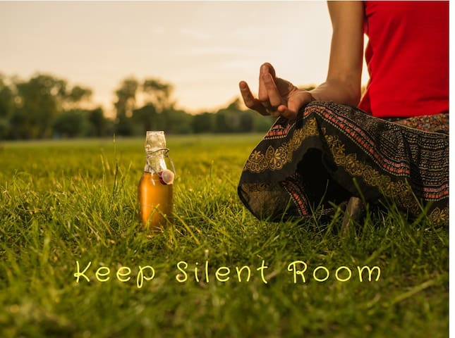 Lupulex Apartment - Keep Silent room