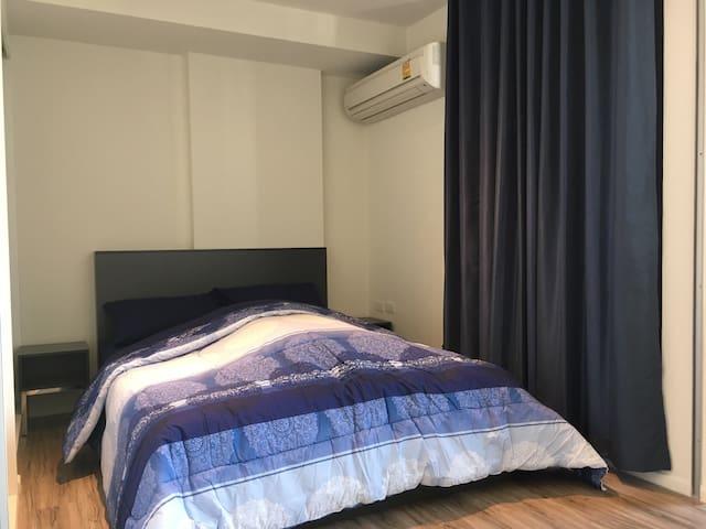 ห้องพักที่ปาร์ค พุทธบูชา 48 - กรุงเทพมหานคร - Apartament