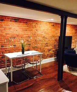 Modern one bedroom apartment - Washington - Apartment