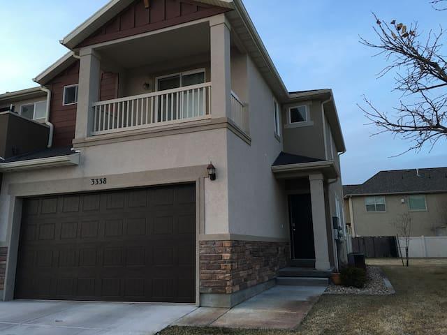 Clean home, great location - Lehi - Řadový dům