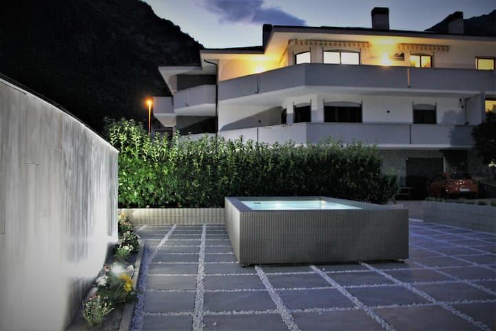 B&B Guest House VALCHIAVENNA: 1Bedroom Apt.