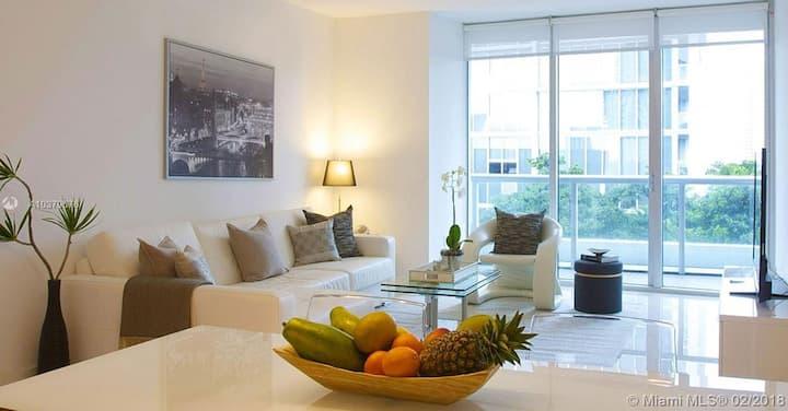 Brickell Miami One Bedroom Apartment