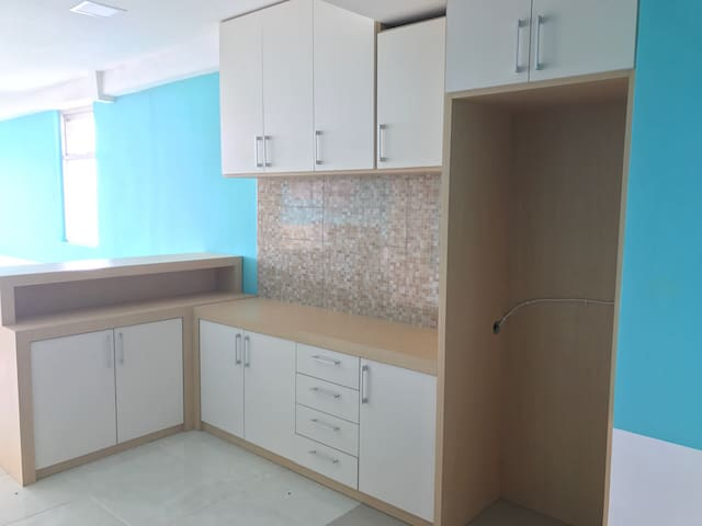 Studio Apartment (Available April) - Makassar