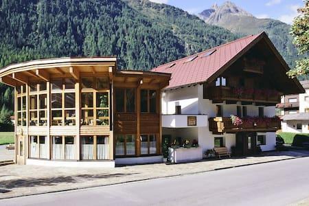 Sunlit Apartment near Ski Area in Längenfeld