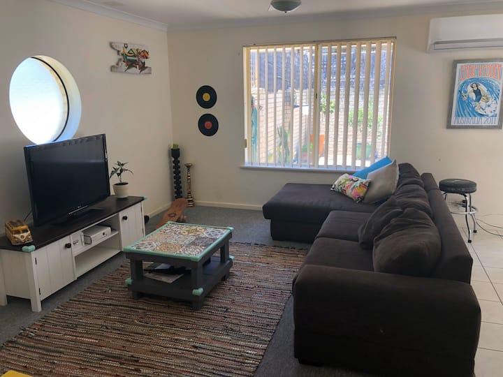 Cozy Bedroom in Scarborough Beach