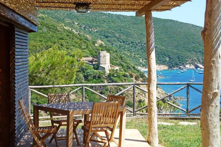 Ravishing Cottage By the Sea of Tuscany