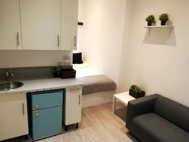 Cosy studio  for 2 near Kensal Green Station!