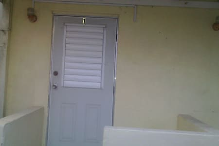 Sandy Apt  # 1- Hastings, Christ Church - Bridgetown