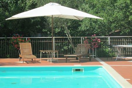 Fienile inToscana con piscina privata