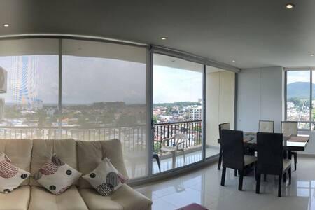 Apartamento de 3 habitaciones B/Barzal -GP 1001