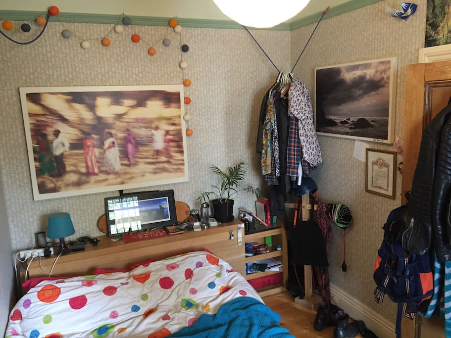My cosy room!!