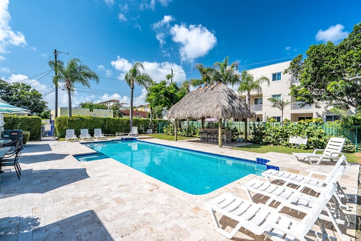 Tropical Breeze North 3/3 For 8 Guests
