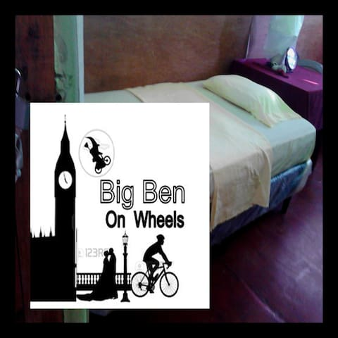 Pedal's Cycling Budget Hotel - Rivas - Boutique-Hotel