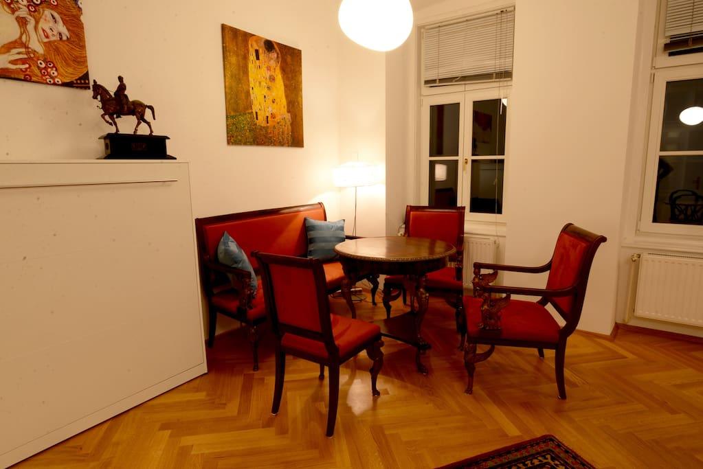 Viennese sofa corner