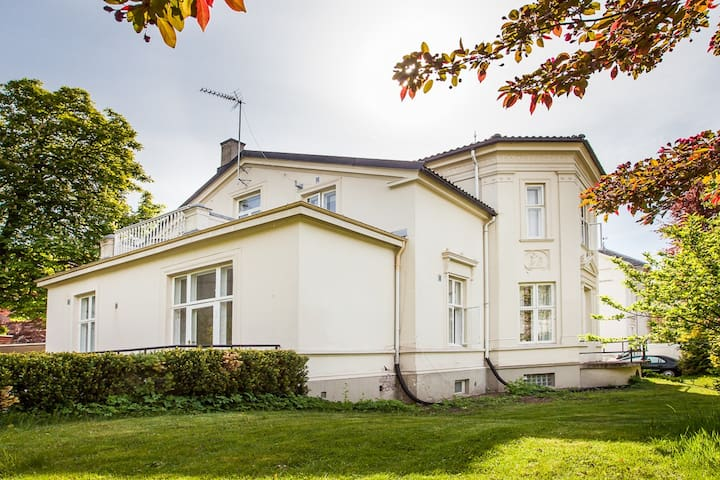 Beautiful mansion in downtown Oslo - Oslo - Hus