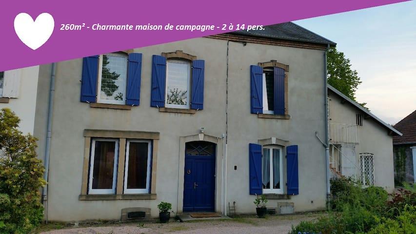 Les tilleuls - Saint-Éloy-les-Mines - Casa