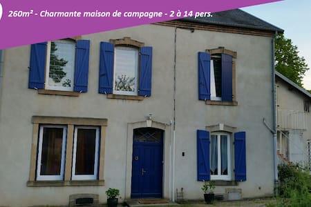 Les tilleuls - Saint-Éloy-les-Mines