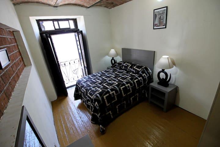 Habitación doble en centro histórico Zacatecas