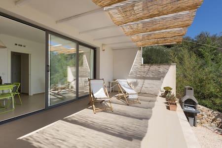 134 Modern House in Santa Cesarea - Santa Cesarea Terme - Apartemen
