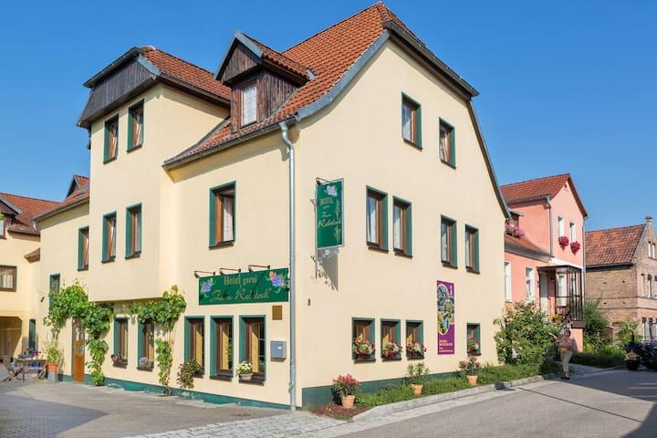 Urlaub in der Weinregion Saale Unstrut