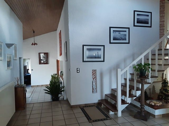 Chambre privé maison proche Villeneuve sur Lot