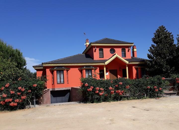 Villa Finca Entre Olivos