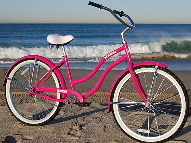 Da Mon Key *2 free beach cruisers* - Mal Pais - House