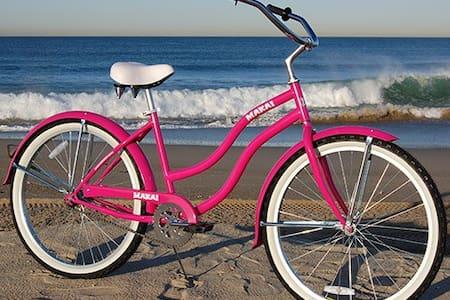 Da Mon Key *2 free beach cruisers* - Mal Pais