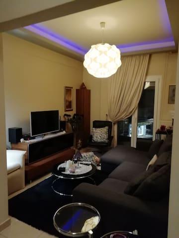 Διαμέρισμα πολυτελείας στο κέντρο της Έδεσσας