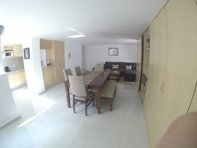 Modern Mexican Apartment @ La Roma district - Mexiko-Stadt - Wohnung