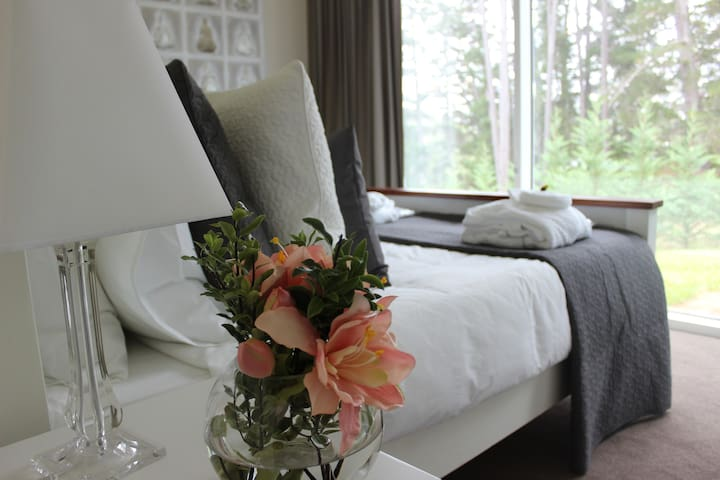 Pirralilla Estate Caretaker's Luxury Suite - Aldgate - Daire