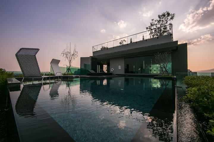 Apartment of Best place     长康路豪华公寓 - Thesaban Nakhon Chiang Mai - Huoneisto