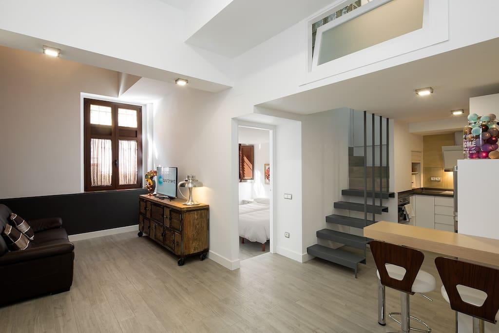Escoberos 2 dormitorios 2 ba os apartamentos en - Cuartos de bano sevilla ...