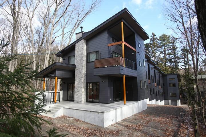 The Seasons Apartments Hakuba - Apartment 6