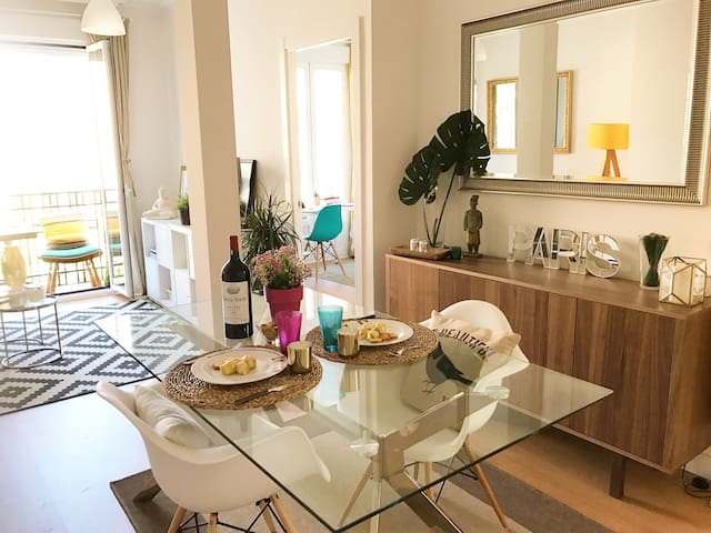 Acogedor Piso /GreatApartment Bravo Murillo/Orense - Madrid - Ev