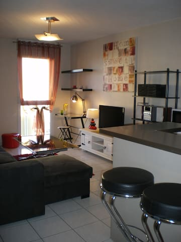 Appartement T2 Port Ariane