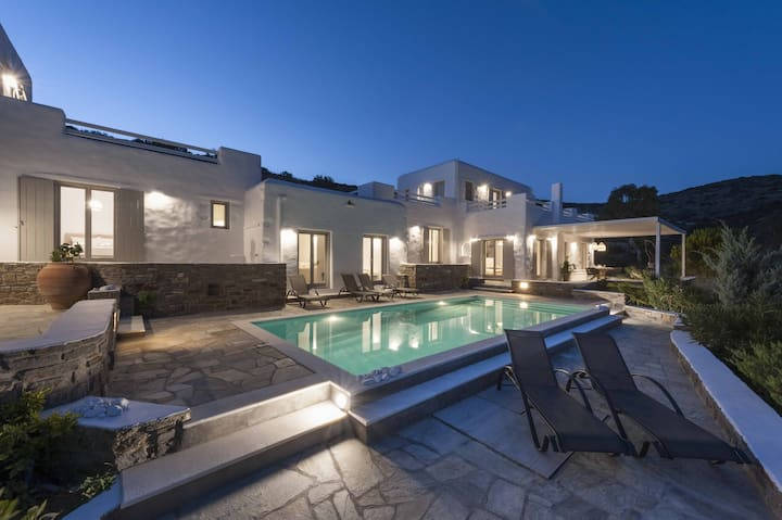 Villa Valente Luxury villa in Paros